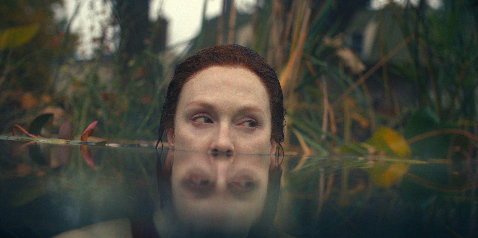 Julianne Moore in the Apple TV series 'Lisey's Story'
