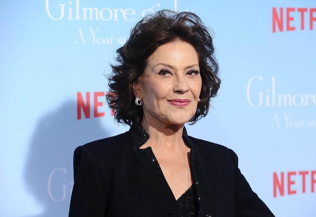 Kelly Bishop attends the 'Gilmore Girls: A Year in the Life' premiere