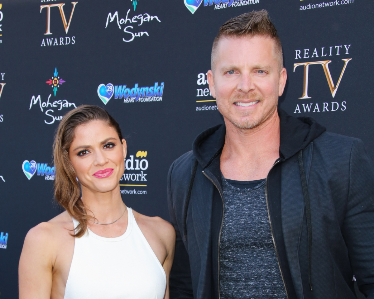 Kellyanne Judd (L) and Mark Long (R) attend the 3rd annual Reality TV Awards