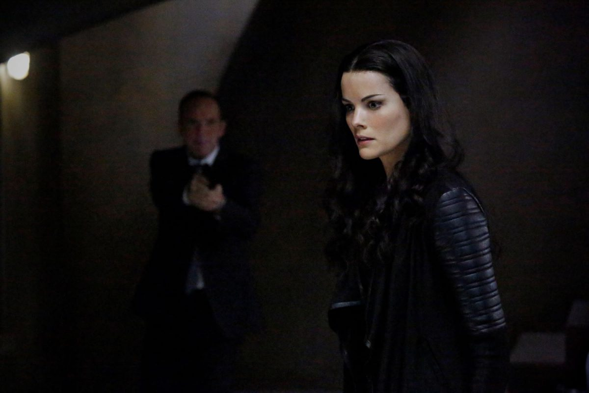'Loki' star Jamie Alexander as Lady Sif in 'Agents of S.H.I.E.L.D.
