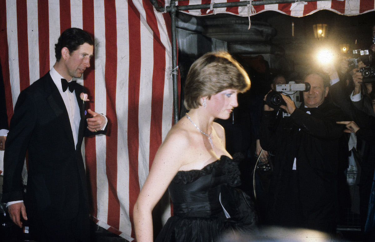 Princesa Diana: la diseñadora comparte la historia detrás de su vestido para su primera aparición real