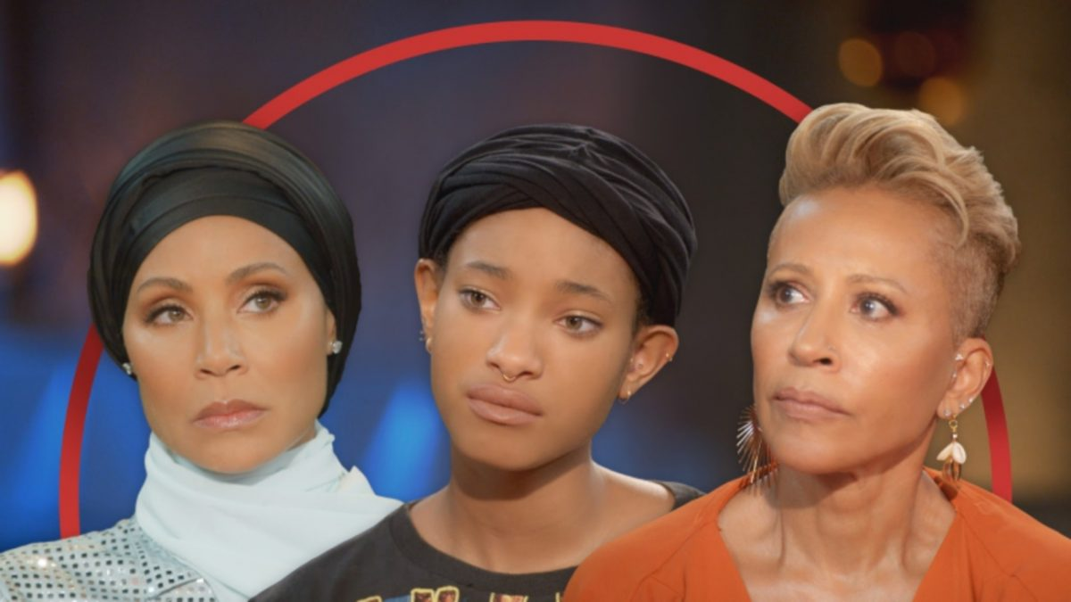'Red Table Talk' episode on alcohol addiction with Jada Pinkett Smith, Willow Smith, Adrienne Banfield-Norris