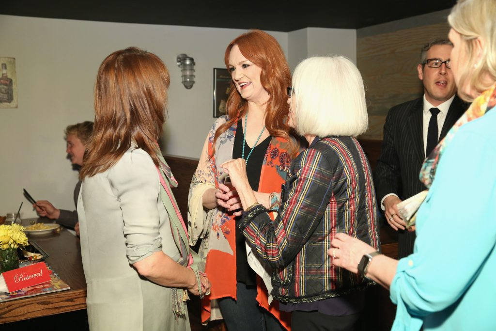 Ree Drummond attends The Pioneer Woman event