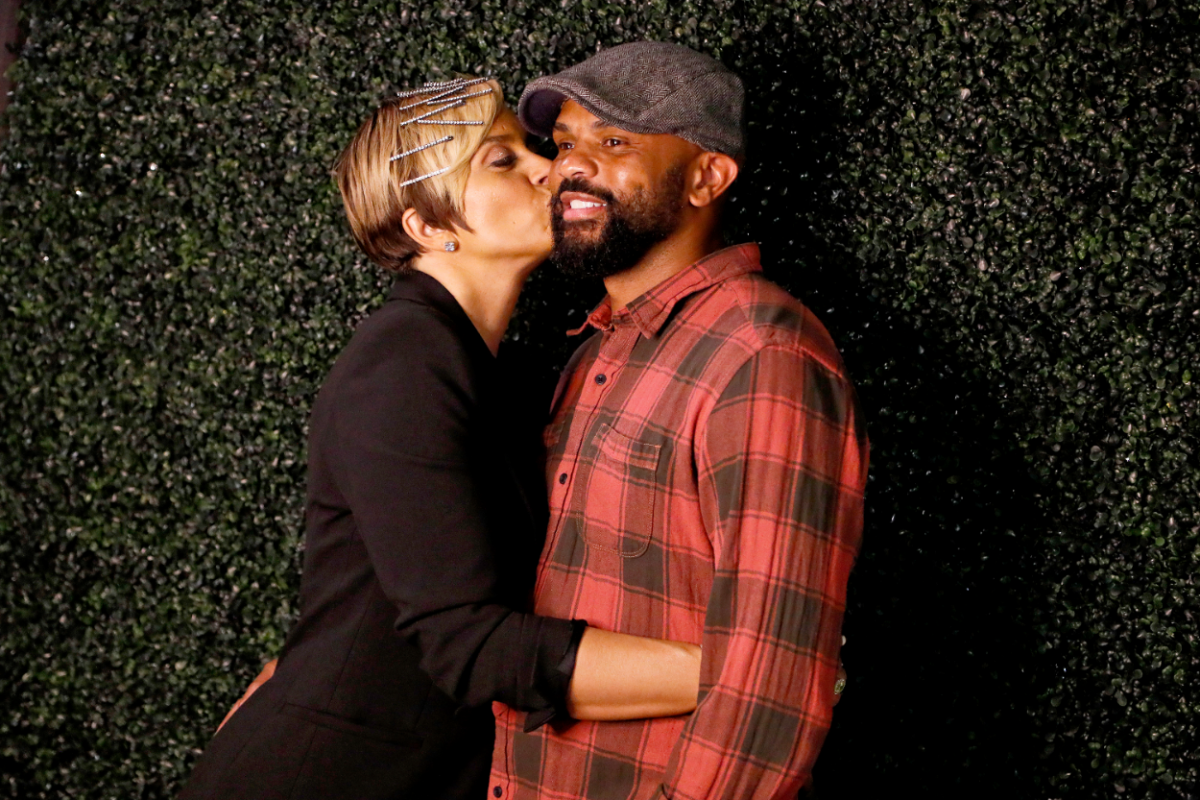 'The Real Housewives of Potomac' -- Pictured: (l-r) Robyn Dixon, Juan Dixon
