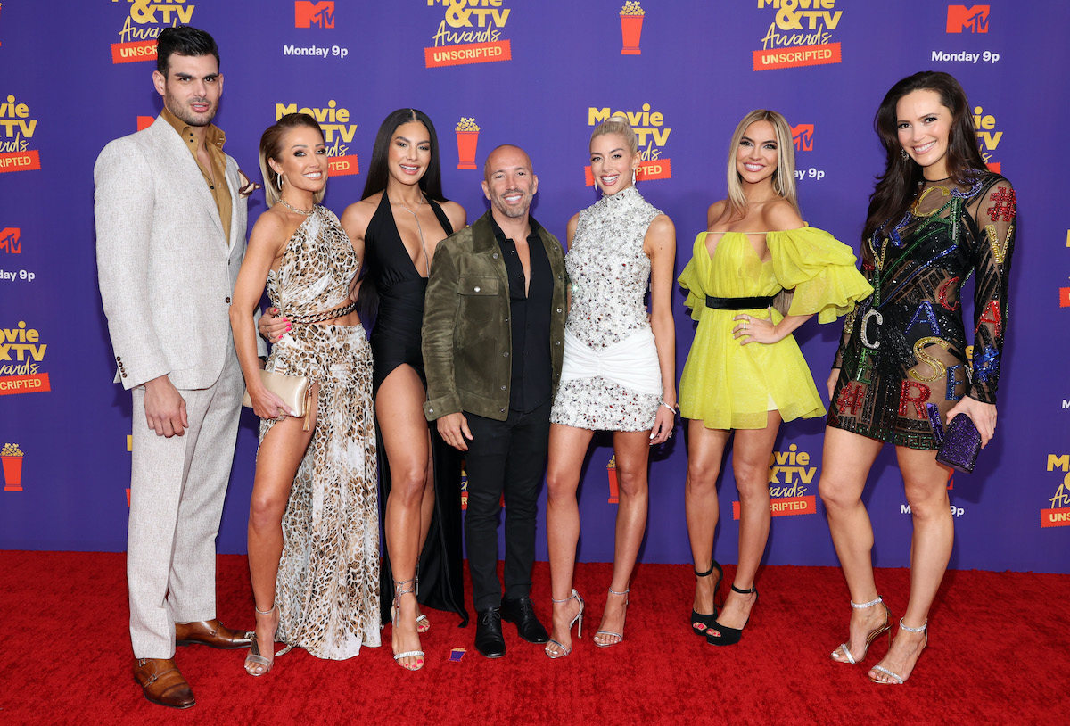 Selling Sunset cast attend the 2021 MTV Movie & TV Awards