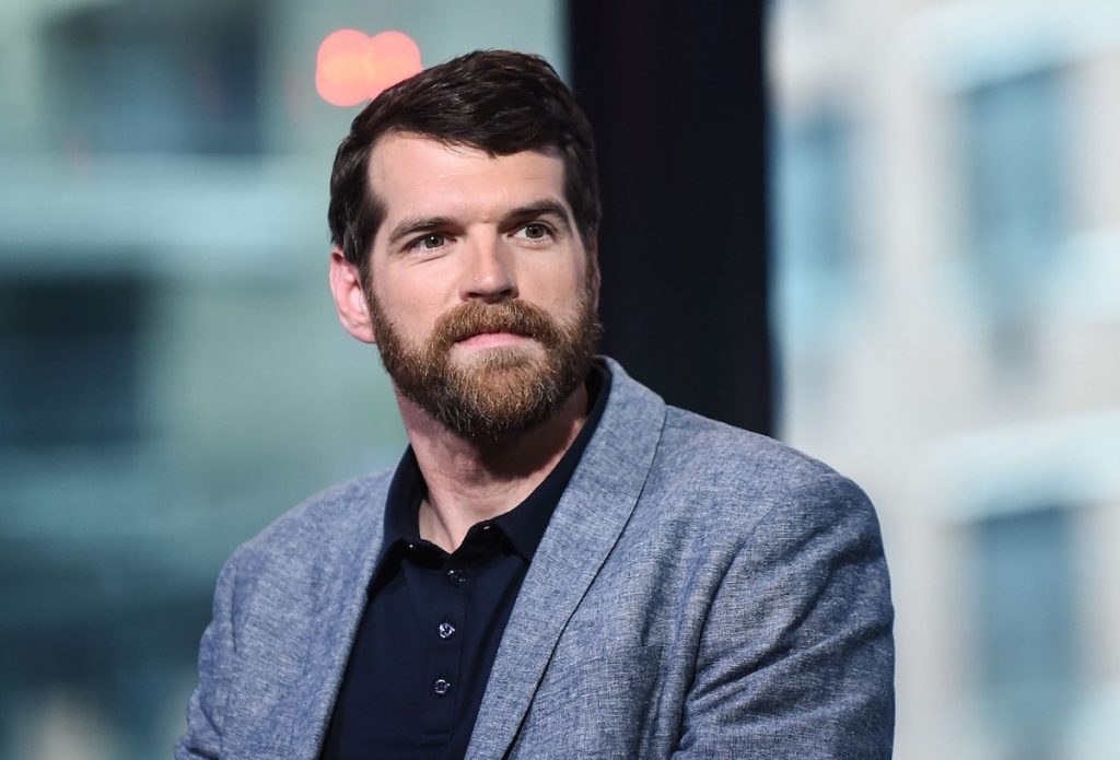 Timothy Simons attends AOL Build to discuss his show 'Veep' at AOL Studios on June 15, 2016 in New York City.