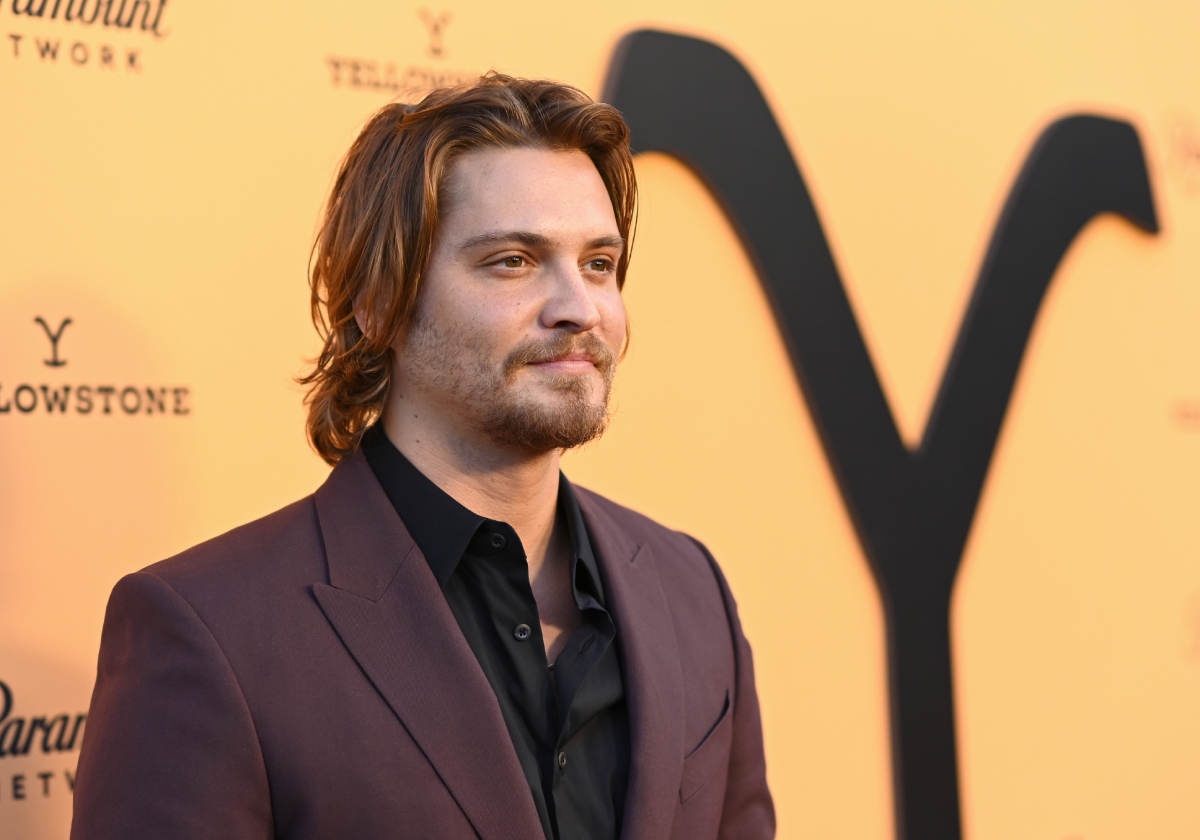 """Luke Grimes attends Paramount Network's """"Yellowstone"""" Season 2 Premiere Party at Lombardi House on May 30, 2019"""