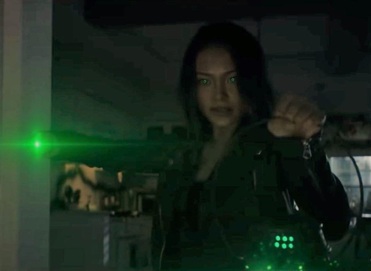 Ysa Penerejo as Jade in 'DC's Stargirl'