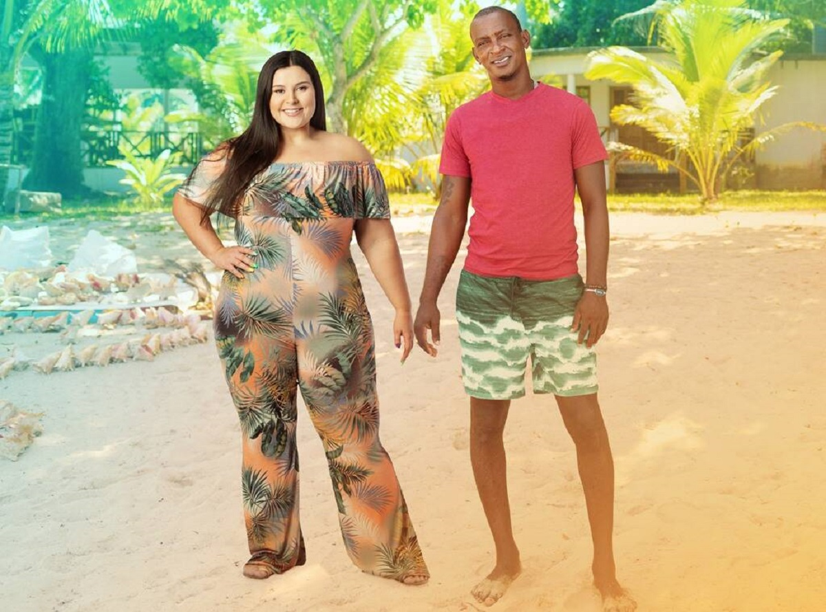 Aryanna and Sherlon will star in the 90 Day Fiancé spinoff, Love in Paradise, on discovery+.