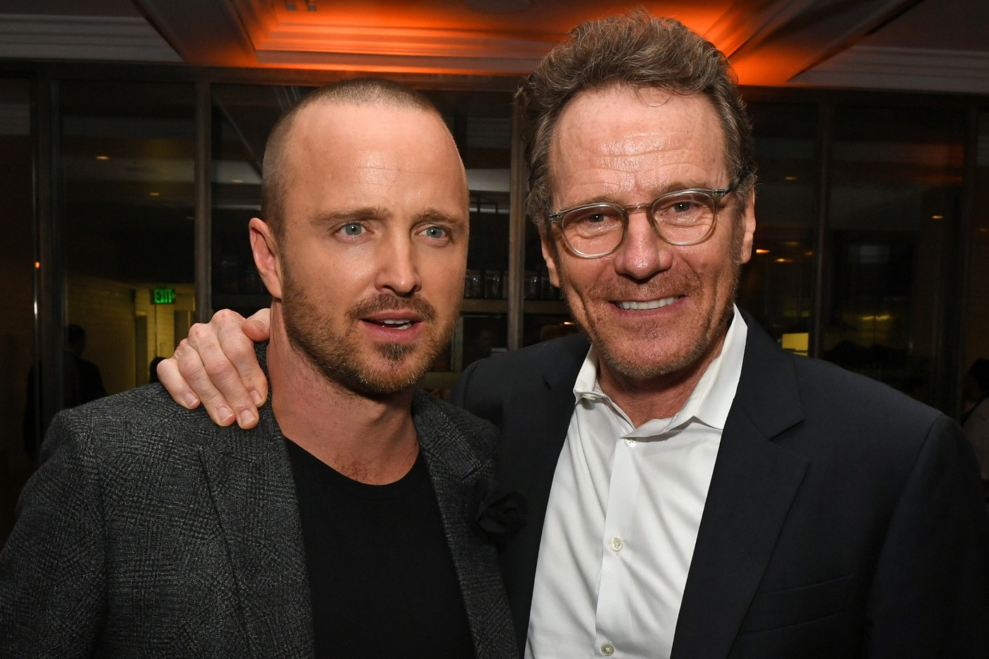 Aaron Paul and Bryan Cranston appeared on The X-Files before Breaking Bad