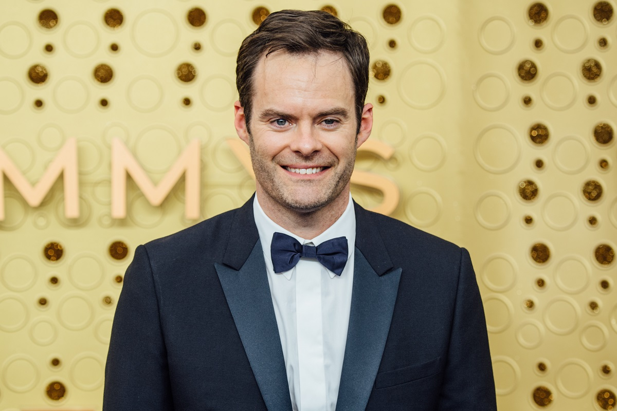 Bill Hader arrives at the 71st Emmy Awards on September 22, 2019, in Los Angeles, California.