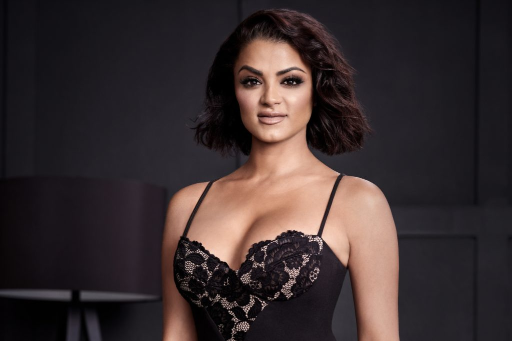 Golnesa 'GG' Gharachedaghi in her 'Shahs of Sunset' official photo