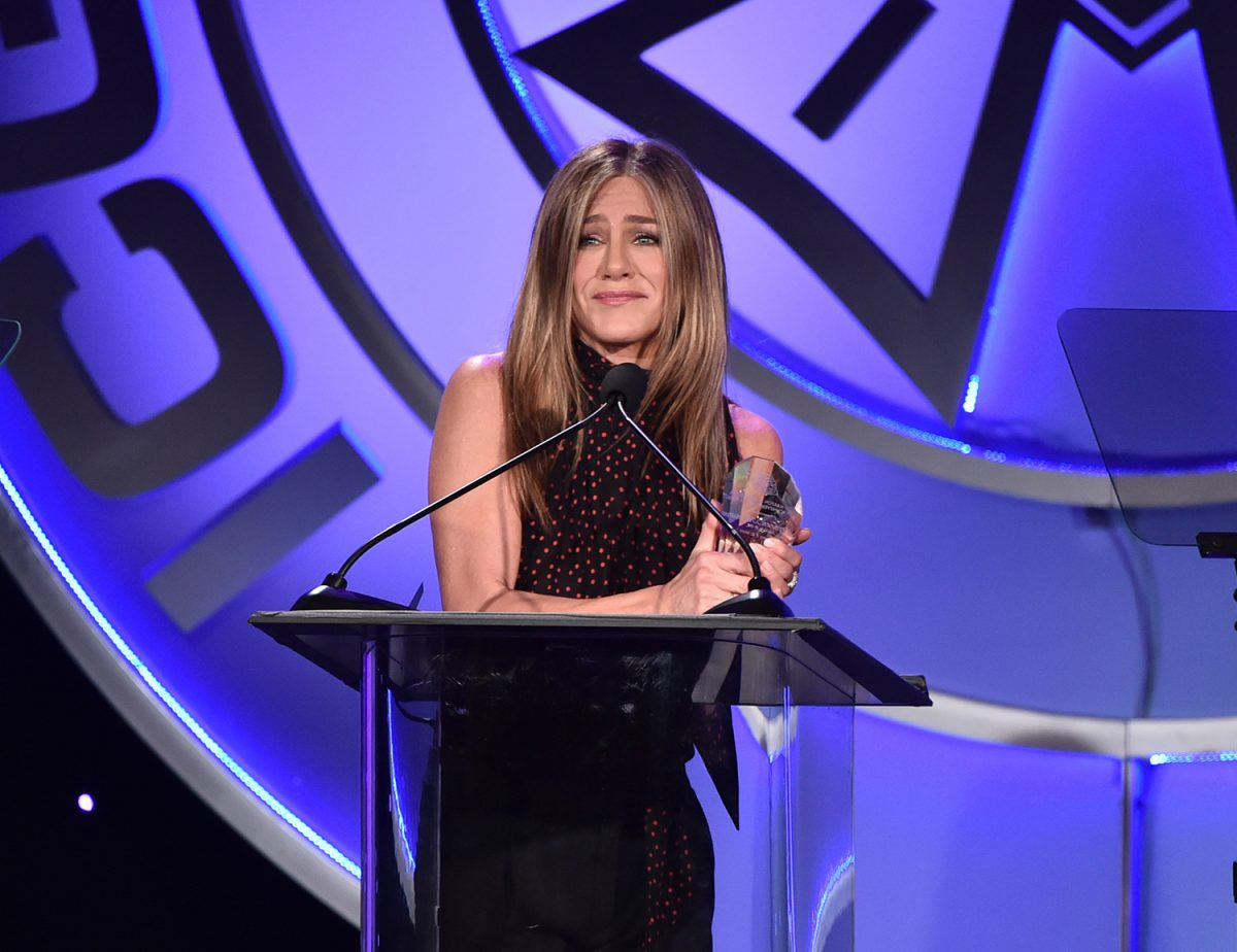 Jennifer Aniston reveals whether she would use dating apps