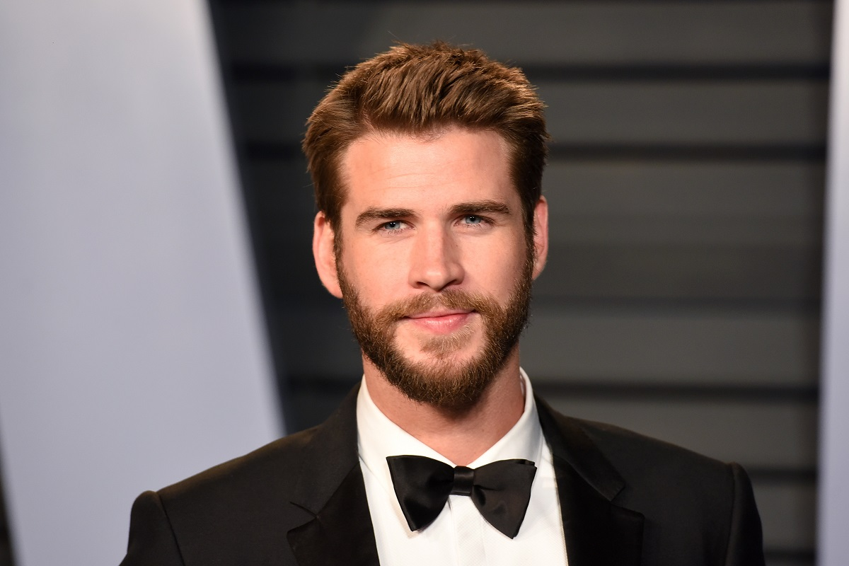 Liam Hemsworth on March 4, 2018, in Beverly Hills, CA.