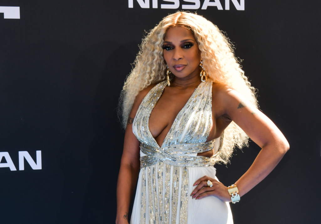Mary J. Blige attends the 2019 BET Awards on June 23, 2019 in Los Angeles, California