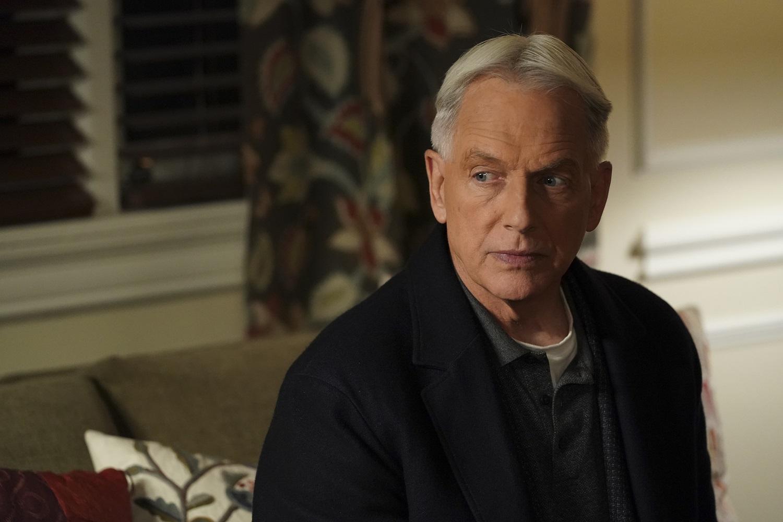 NCIS star Mark Harmon as Gibbs