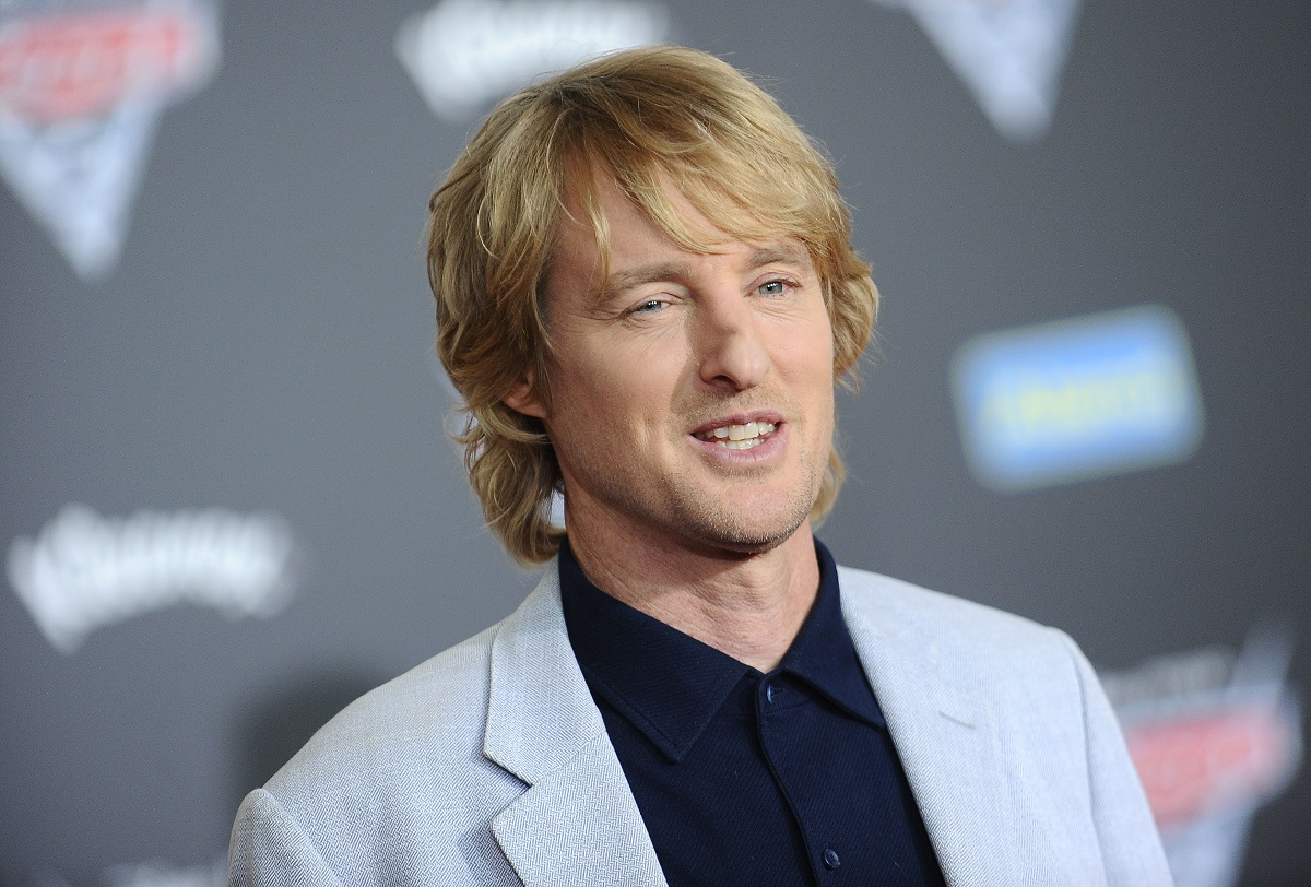 Owen Wilson attends the premiere of 'Cars 3' at Anaheim Convention Center on June 10, 2017, in Anaheim, California.