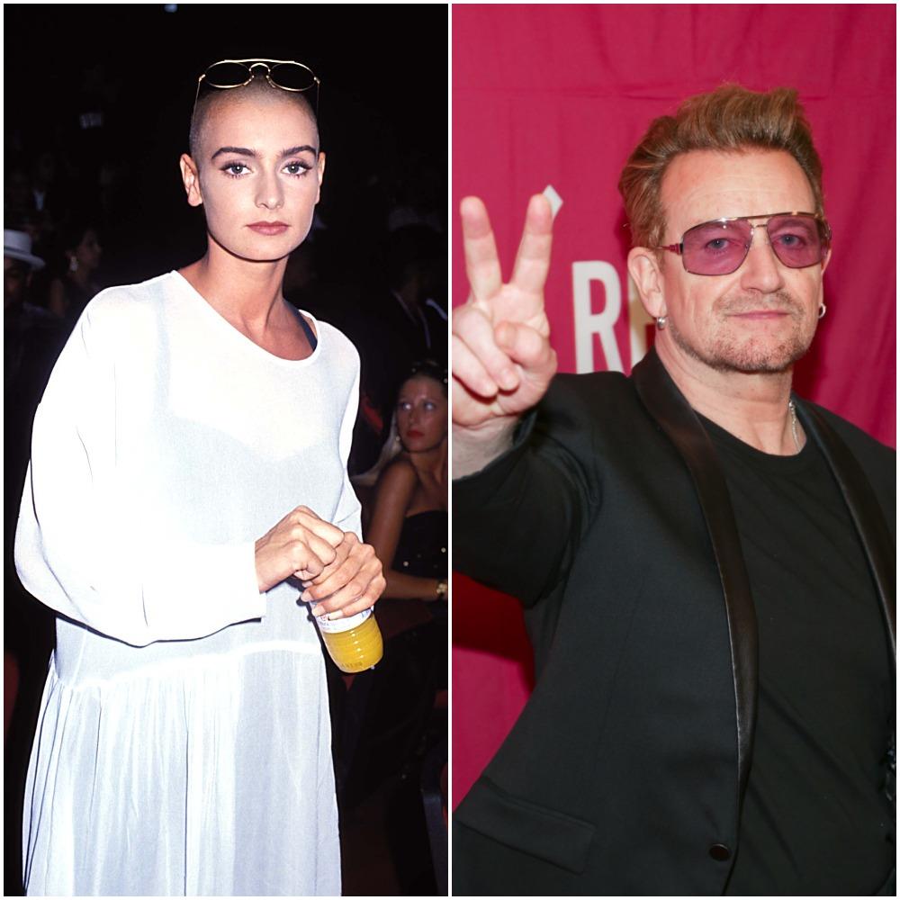 Bono do U2 uma vez compartilhou o que ele realmente pensa de Sinéad O'Connor - Enquanto ela disse que ele é um de seus principais motivos para viver