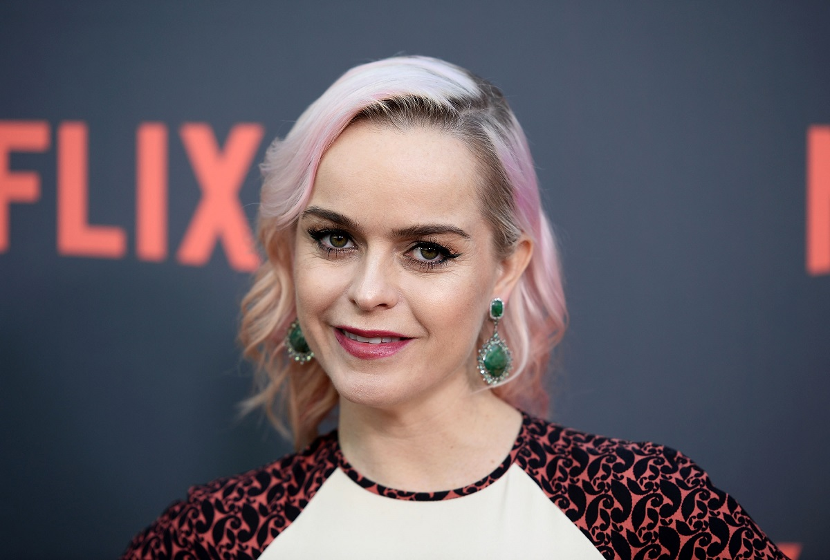 Taryn Manning arrives at Netflix's 'Orange Is The New Black' For Your Consideration Event on May 5, 2017, in North Hollywood, California.
