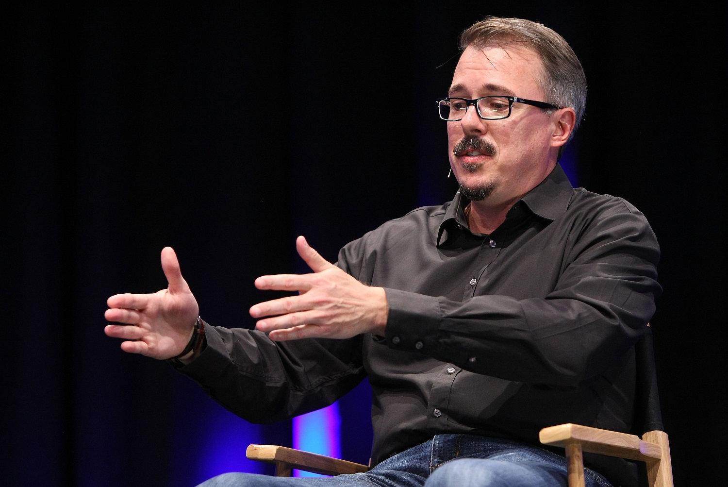 Vince Gilligan worked on The Lone Gunmen