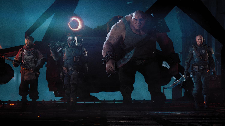 Dan Abnett prefers human characters in Warhammer 40K: Darktide