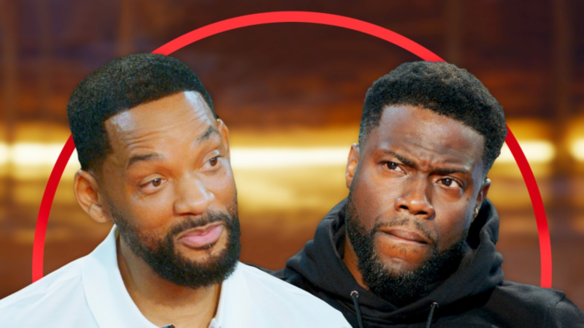 Will Smith and Kevin Hart on 'Red Table Talk'