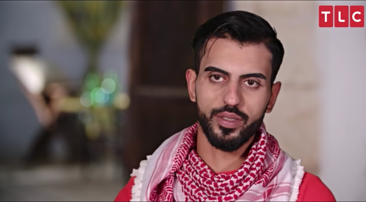 Yazan from 90 Day Fiancé: The Other Way season 2.