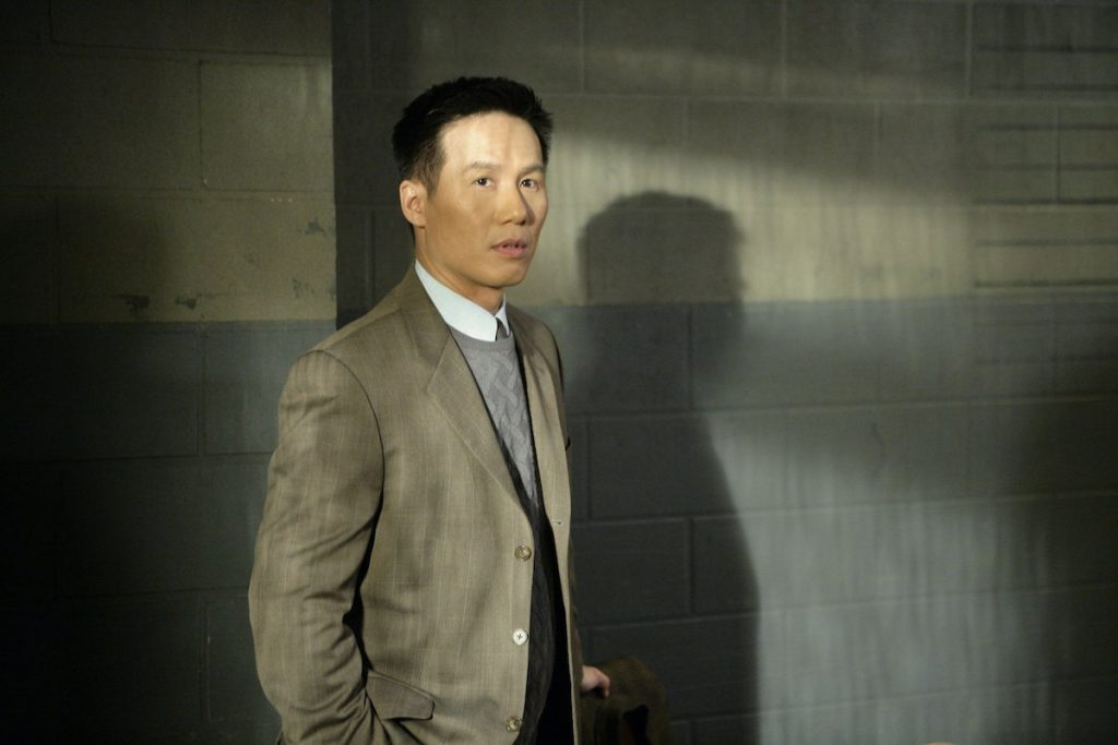 BD Wong as Dr. George Huang in 'Law & Order: SVU'