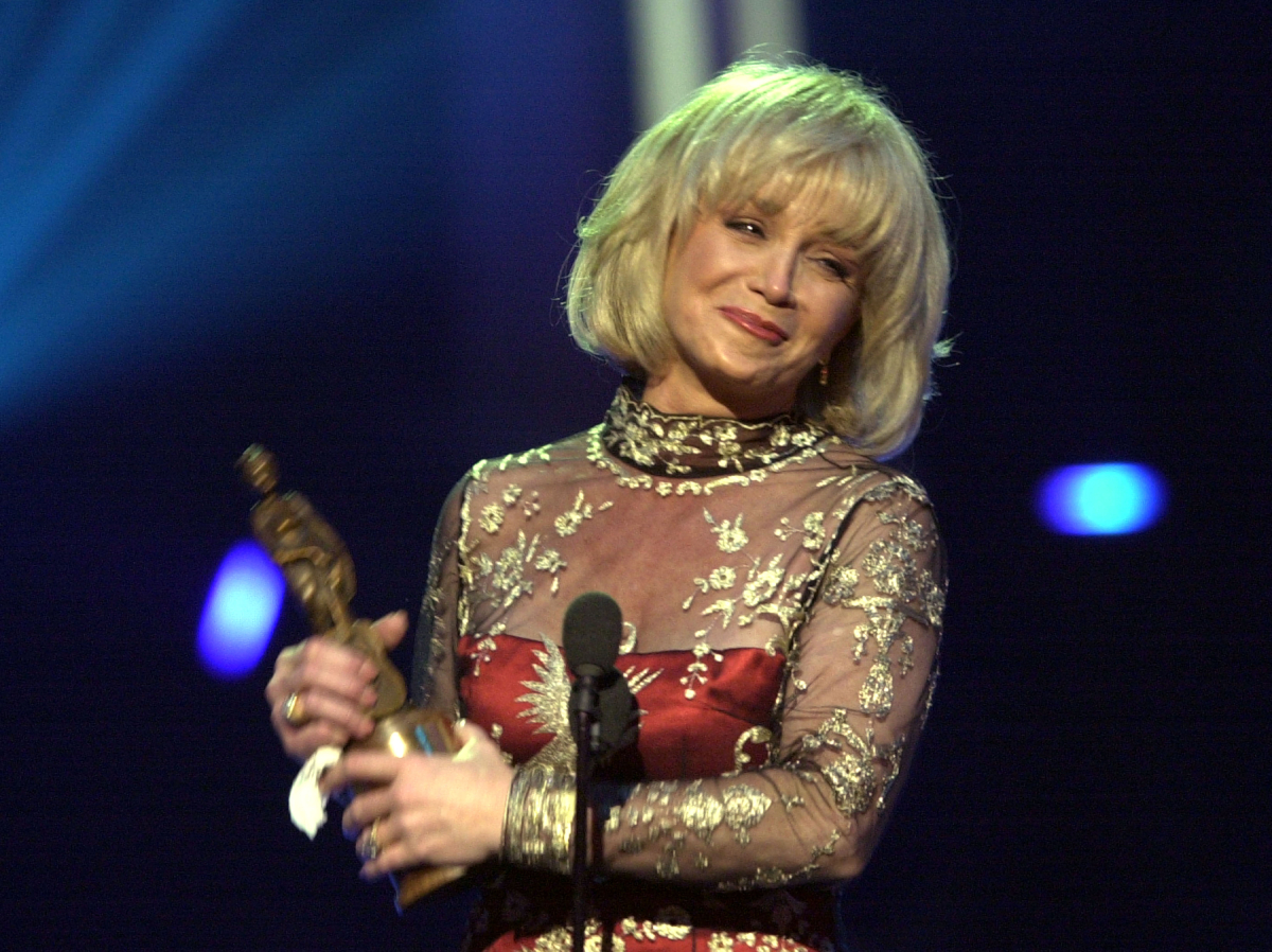 Barbara Mandrell during The 36th Annual Academy of Country Music Awards - Show at Universal Amphitheater in Universal City, California, United States on May 9, 2001