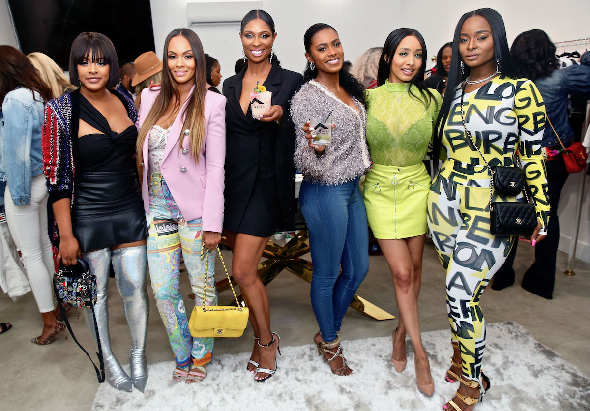 'Basketball Wives' cast