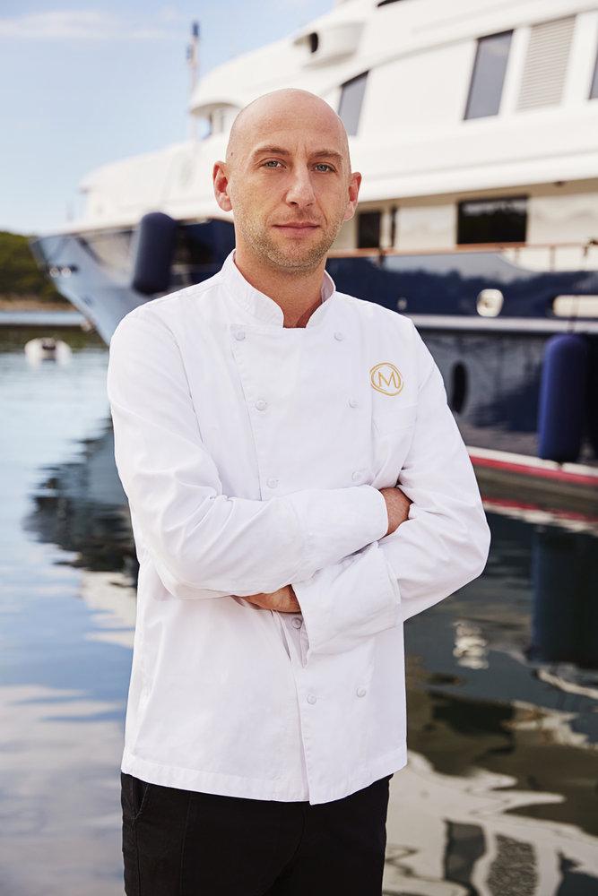 'Under Deck Mediterranean': el chef Mathew revela cómo se enteró de la 'lista de quemados' de Lexi Wilson