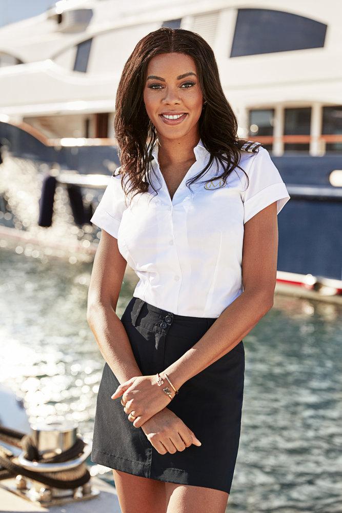 Below Deck Mediterranean Season 6 cast photo of Lexi Wilson