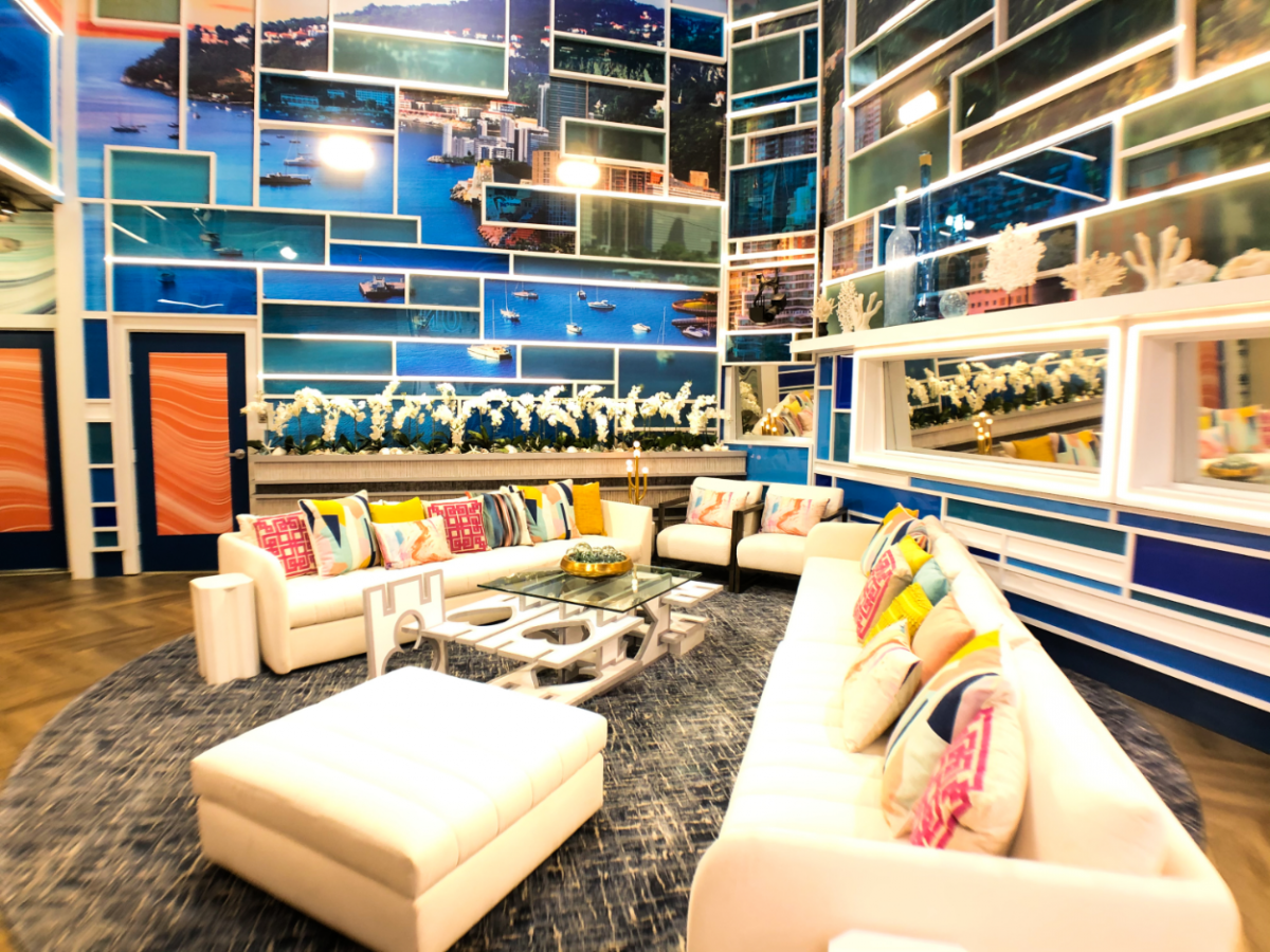 Big Brother 23 house