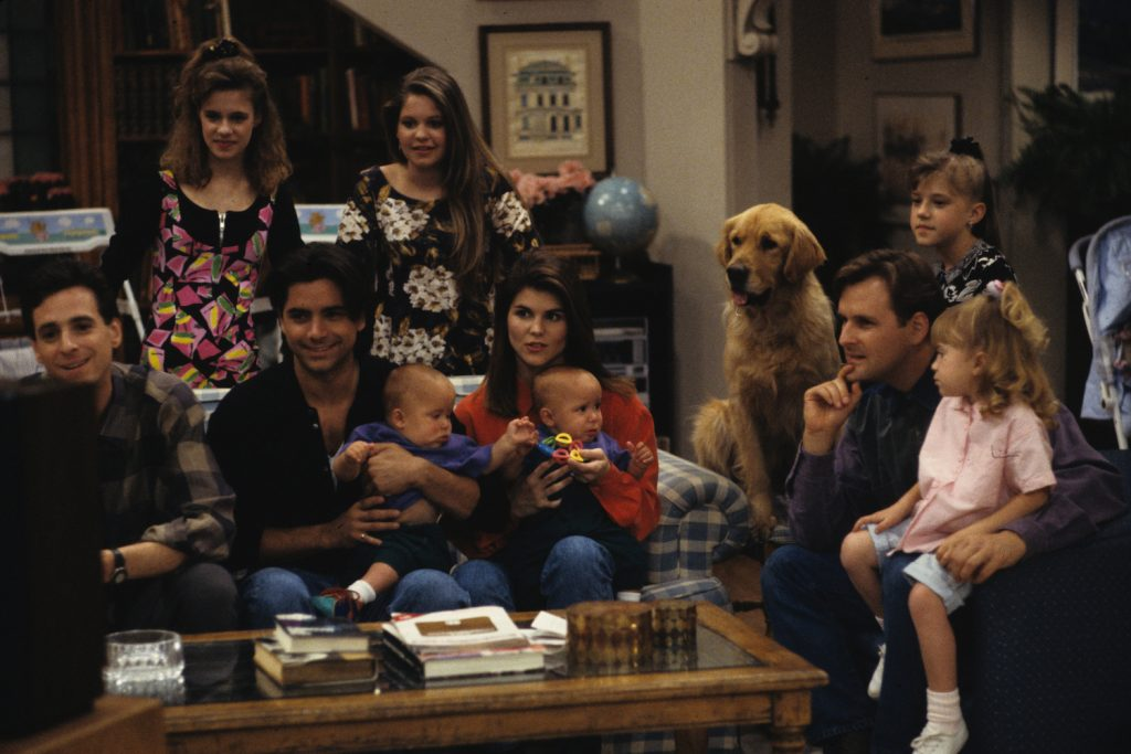 'Full House' episode titled 'Captain Video, Part Two'