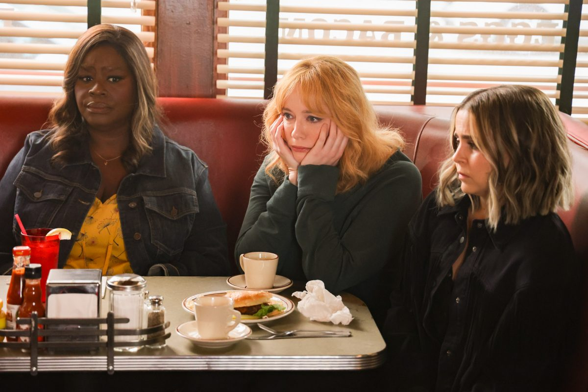 'Good Girls': Christina Hendricks Says the Cast Needed Massages After Filming Intense Scenes