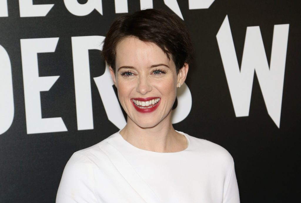 Claire Foy at Cinemacon 2018