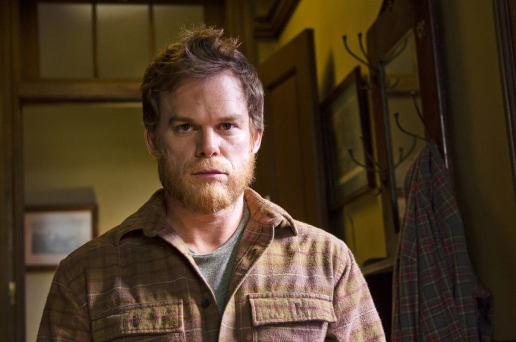 Dexter becomes a lumberjack in the series finale