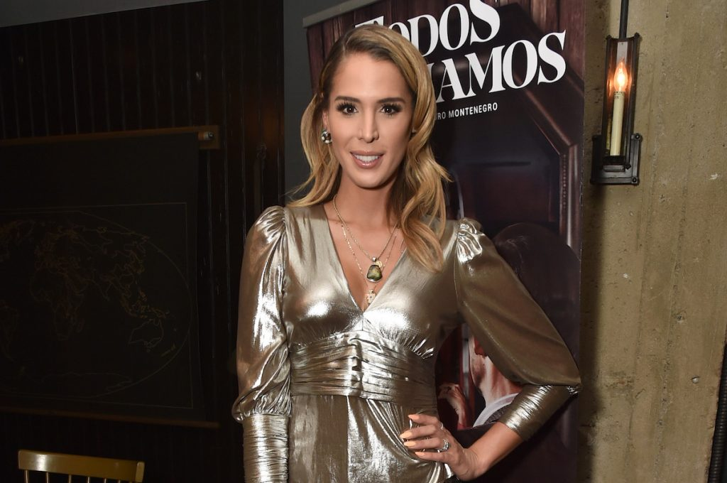 """Carmen Carrera attends an FYC Q&A and Screening of """"Everybody Changes"""" at The Montalban Theater on November 24, 2019 in Hollywood, California."""