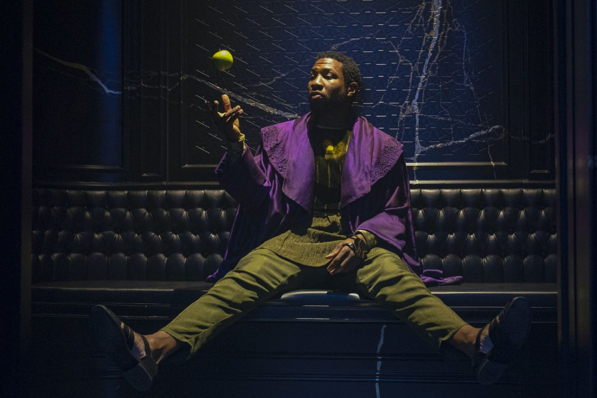 Jonathan Majors in 'Loki.' Majors played He Who Remains in 'Loki' Episode 6, and he will return as Kang the Conqueror in 'Ant-Man and The Wasp: Quantumania.'