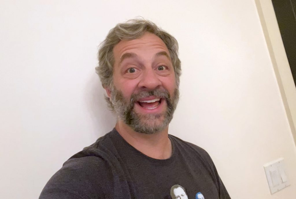 Director Judd Apatow, who worked on 'Freaks and Geeks' in 1999