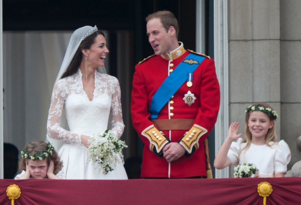Royal weddings, like Kate Middleton and Prince William's (pictured) draw millions of fans and viewers