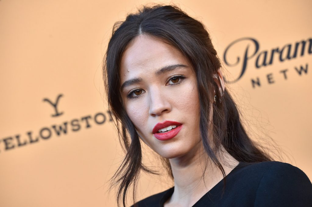 """Kelsey Asbille attends the premiere party for Paramount Network's """"Yellowstone"""" Season 2 at Lombardi House on May 30, 2019 in Los Angeles, California."""