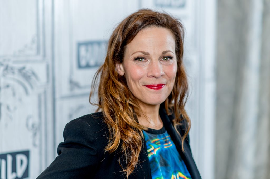 Actor Lili Taylor played Lisa Kimmel Fisher in the hit HBO series 'Six Feet Under'