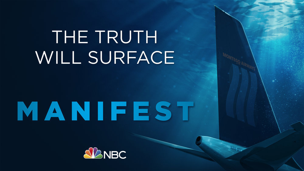 Key art for the NBC series, 'Manifest'