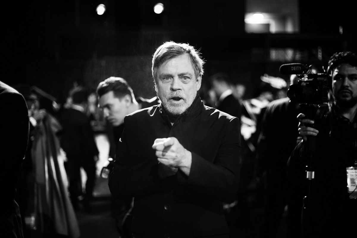 What did Mark Hamill really think of The Last Jedi?