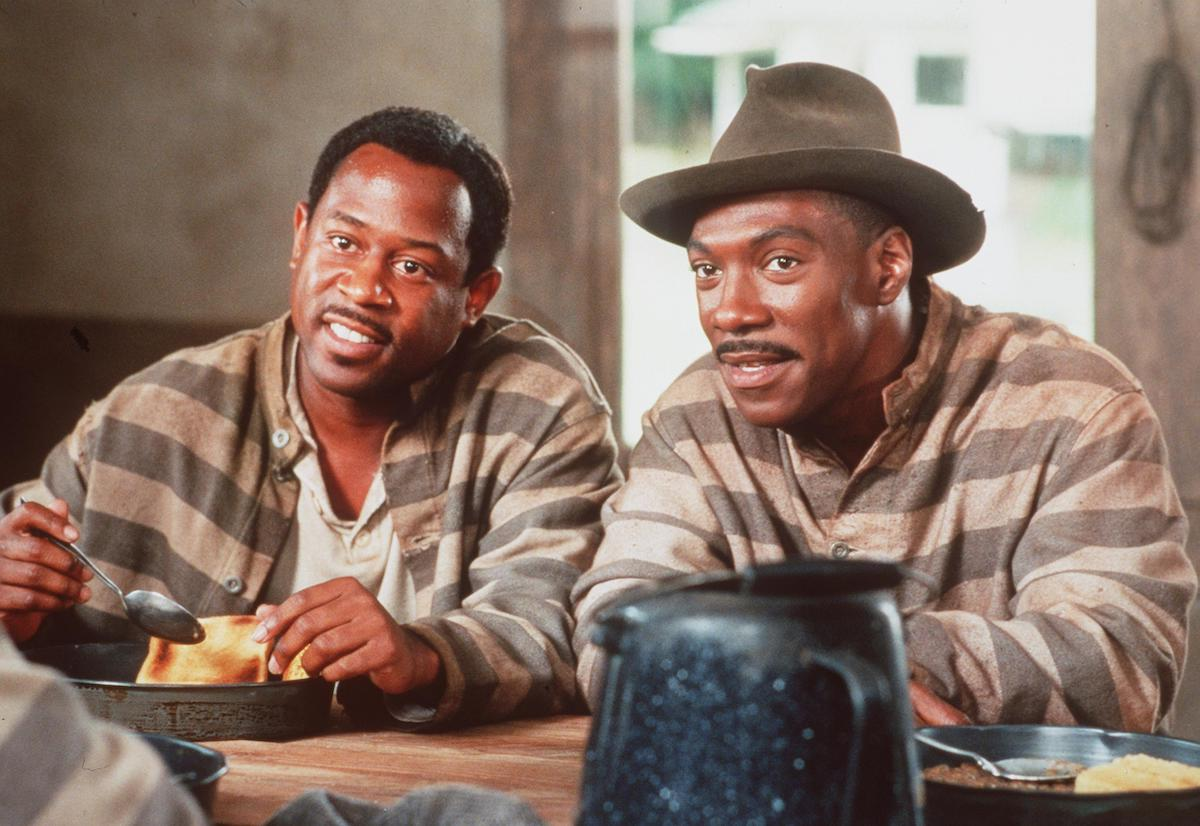 Martin Lawrence and Eddie Murphy