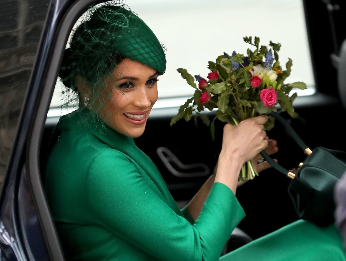 Meghan Markle the Duchess of Sussex has allegedly ruined a local starbucks