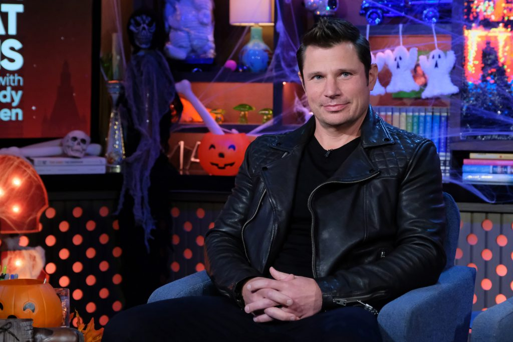 Nick Lachey on Watch What Happens Live