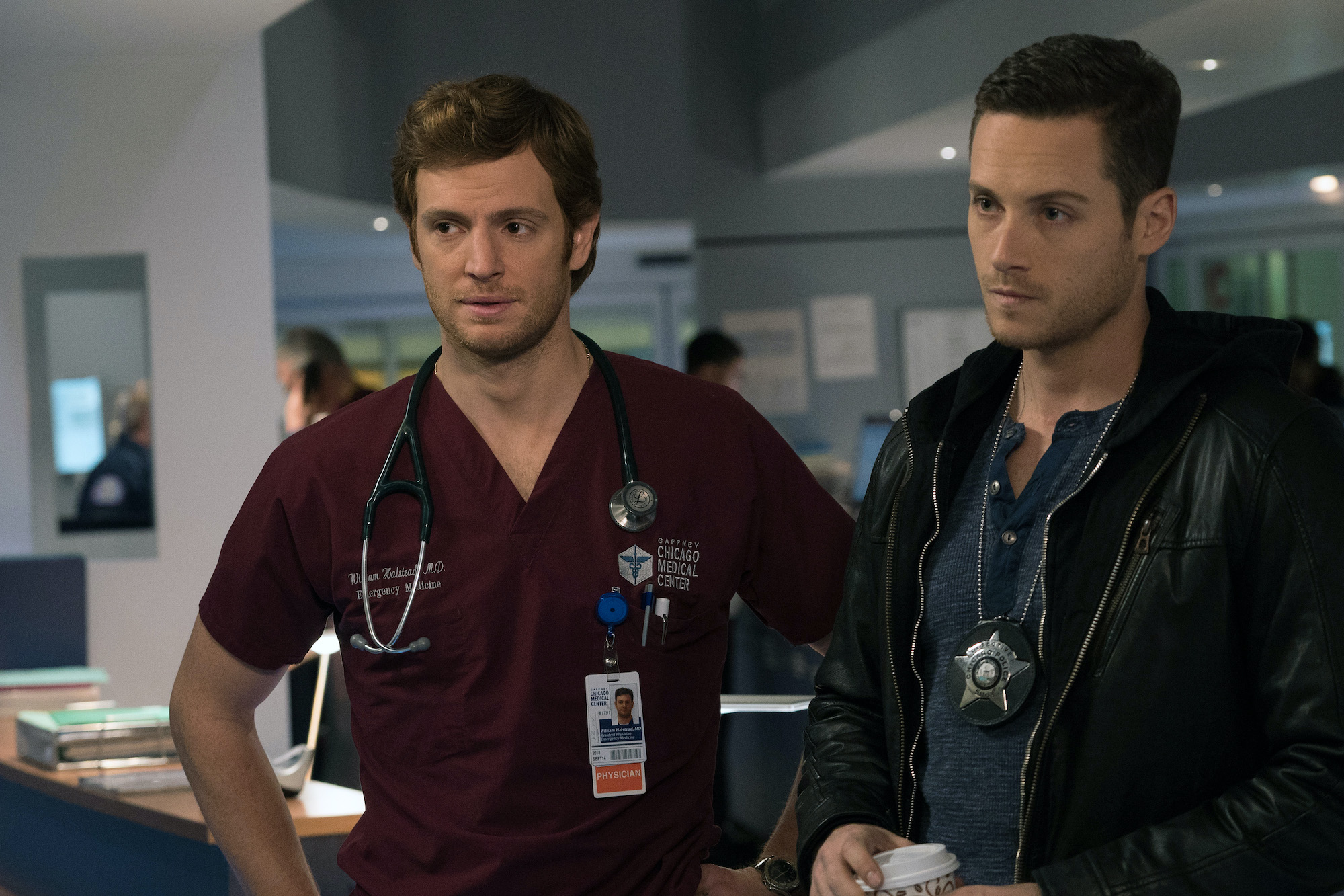 One Chicago': Are Jay and Will Halstead Brothers In Real Life?