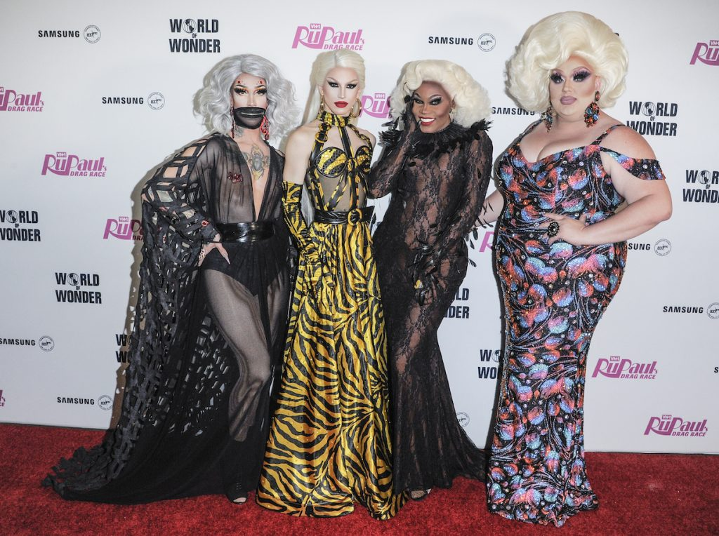 Which 'RuPaul's Drag Race' Cast Members Appeared on RuPaul ...